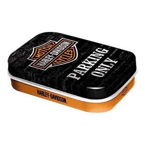 Boite de pastilles mentholées Park Harley-Davidson