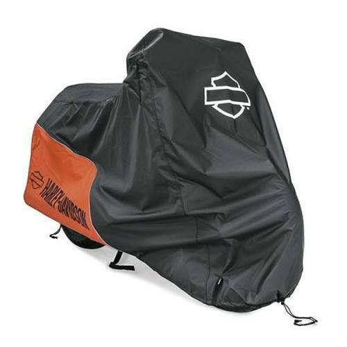 Housse de moto compact pour stockage intérieur/extérieur pour les modèles Street et Sportster, Harley-Davidson 93100040