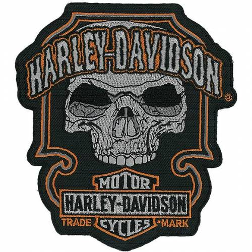 Patch Dark Skull