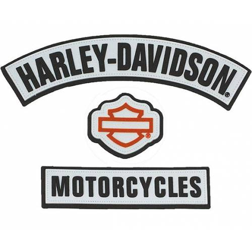 Stickers Rockers relief Harley-Davidson