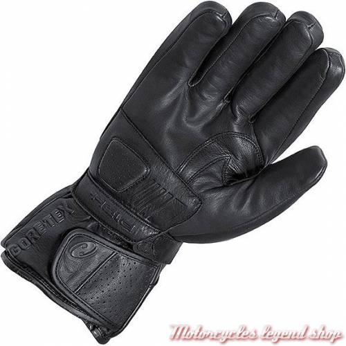 Gants cuir Freezer II homme, gore-tex, noir, Held 2470