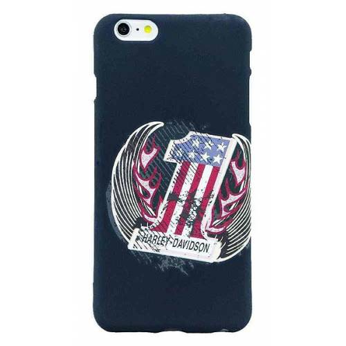 Coque iPhone 6/6S Plus Americana, Harley-Davidson 8306