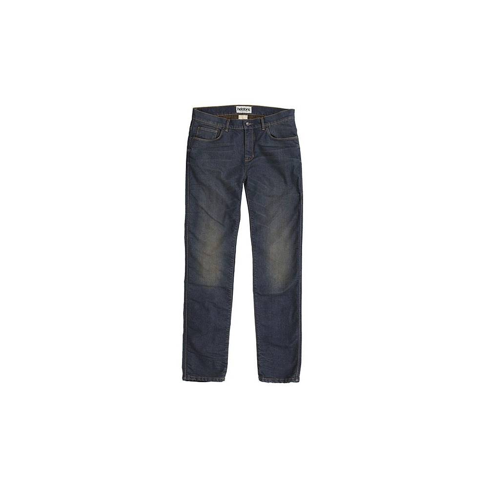 Jeans Corden Dirty homme, denim delavé, protections genoux, hanches, Helston's
