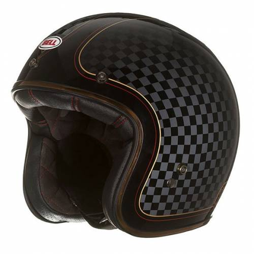 Casque Custom 500 Roland Sands Check It Bell