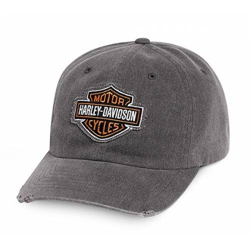 Casquette baseball Bar & Shield Harley-Davidson homme