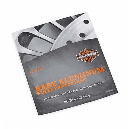 Lingette protection pour aluminium nu