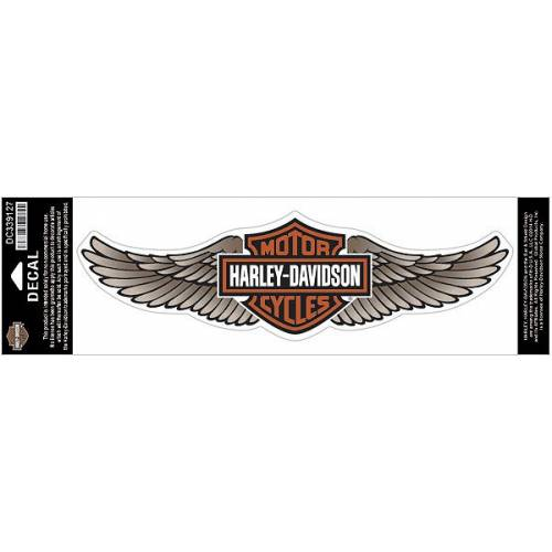 Sticker Straight Wings, grand modèle, Harley-Davidson DC339127