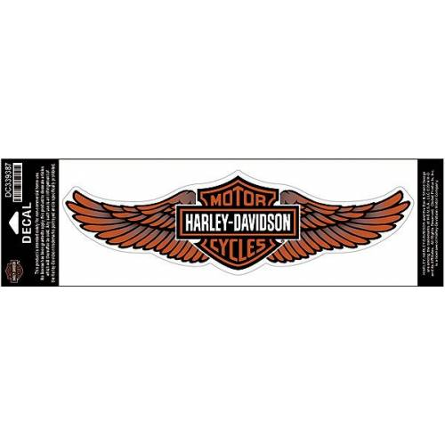Sticker Straight Wings, grand modèle, Harley-Davidson DC339387