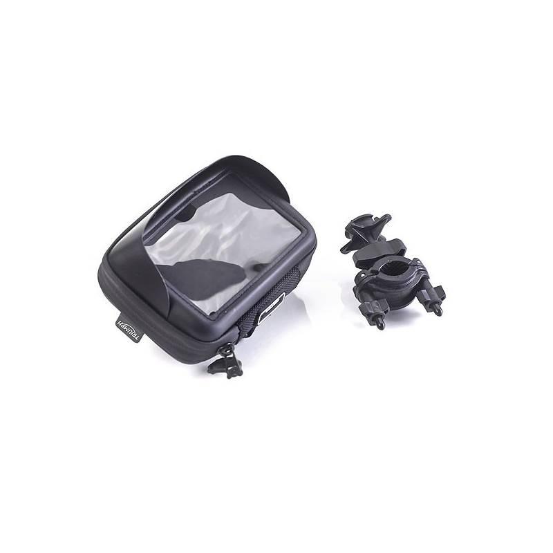 Kit de support de téléphone mobile, 14x9cm, visière anti-reflet, compatible écran tactile, housse anti-pluie, Triumph A9510289
