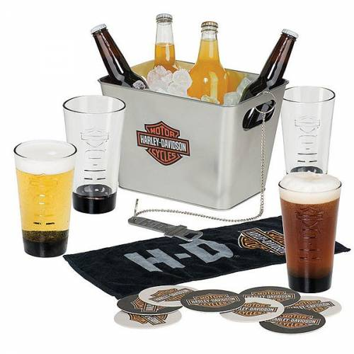 Set Party Bar & Shield Harley-Davidson