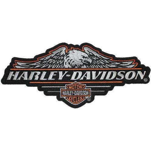 Patch Cropped Eagle Harley-Davidson