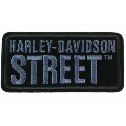 Patch H-D Street, brodé, Harley-Davidson EM160802