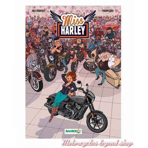 "BD ""Miss Harley"" Tome 1"