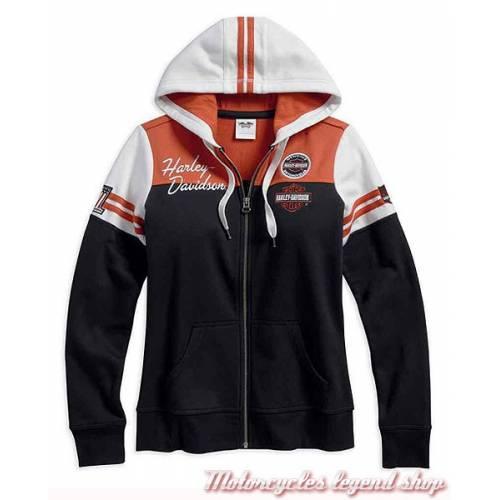 Sweatshirt Classic Harley-Davidson femme