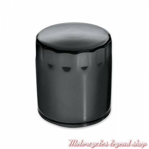 Filtre à huile Superpremium10 Harley-Davidson, 10 microns, noir, 63793-01K