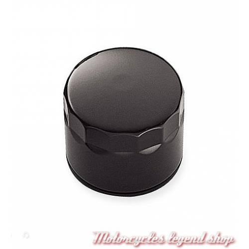 Filtre à huile noir Harley-Davidson d'origine, 63810-80A