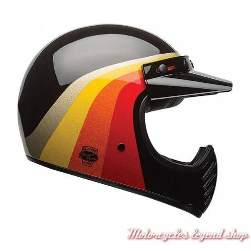Casque Moto 3 Classic Cheminal Bell