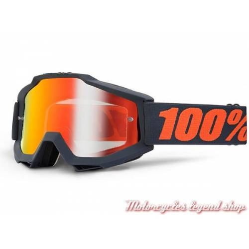 Masque The Accuri Gun Metal 100%