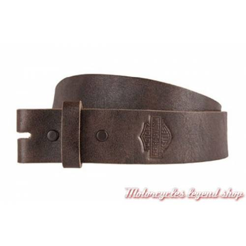 Sangle ceinture B&S Harley-Davidson homme