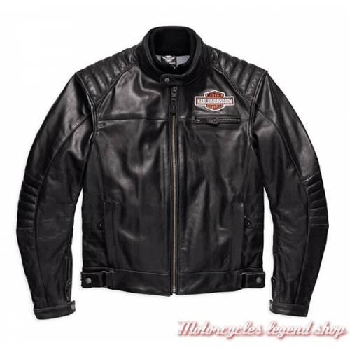 Blouson cuir Legend Harley-Davidson