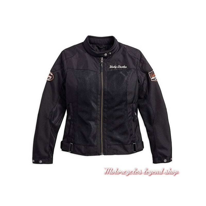 Harley Davidson Blouson, veste femme Motorcycles Legend shop