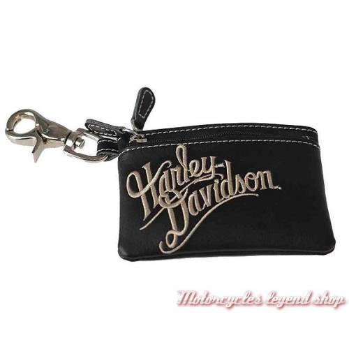 Porte monnaies Harley-Davidson femme