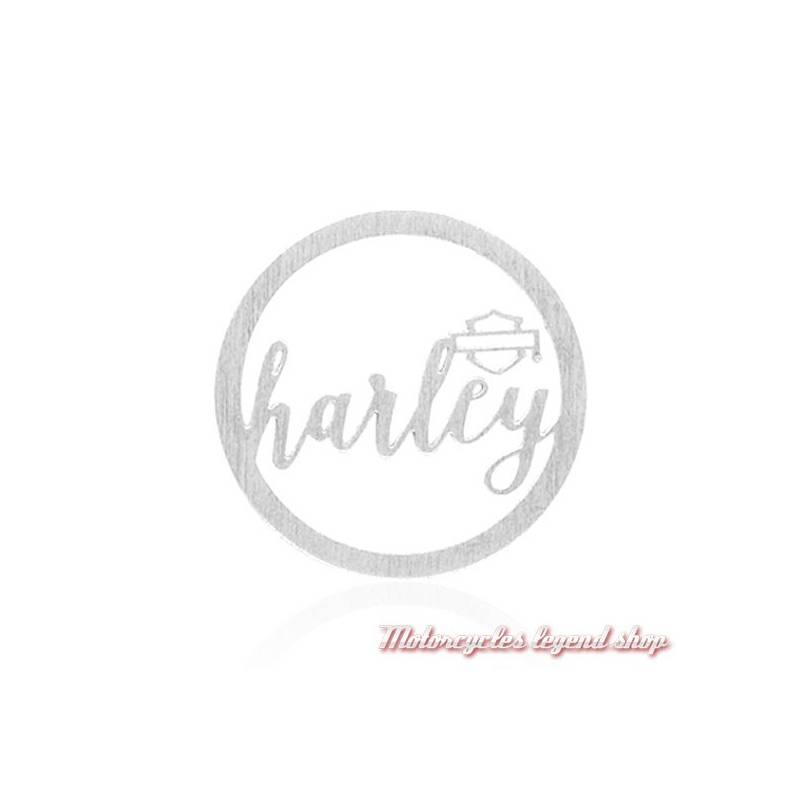 Grande plaque Harley pour collier Bar & Shield HSN0031, HSP0046
