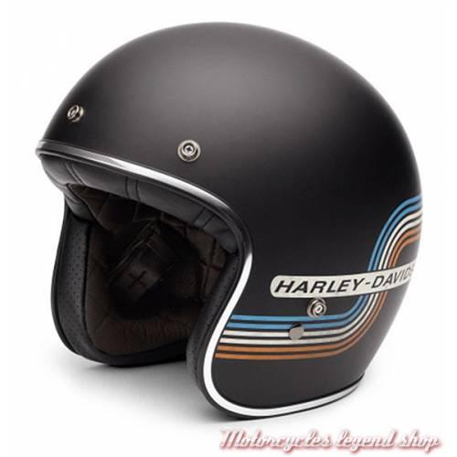 Casque Jet Retro Tank Harley-Davidson