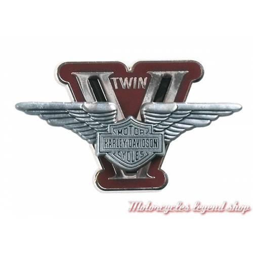 Pin's V Twin Harley-Davidson