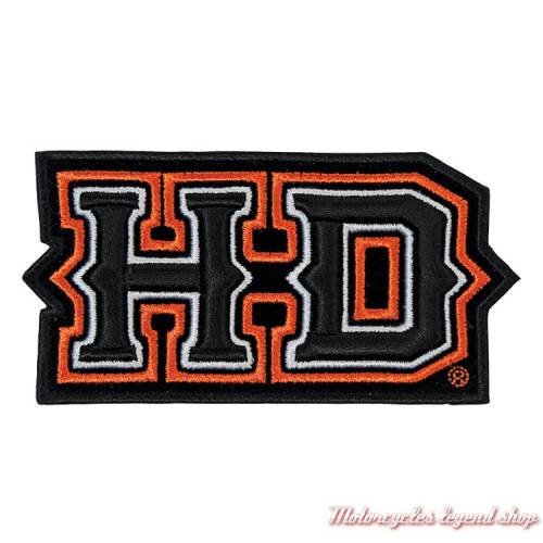 Patch Spiked H-D Harley-Davidson