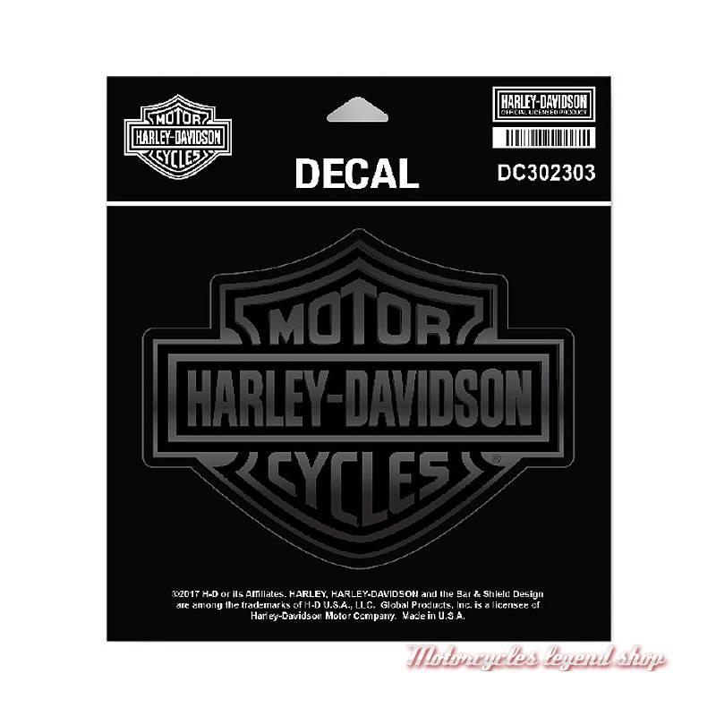 sticker bar shield mat harley davidson motorcycles legend shop. Black Bedroom Furniture Sets. Home Design Ideas