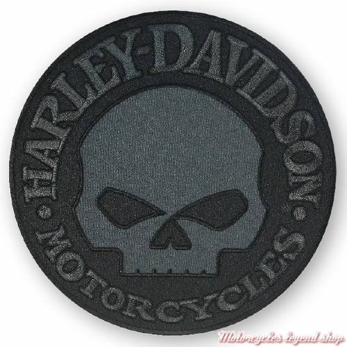 Patch Skull Harley-Davidson