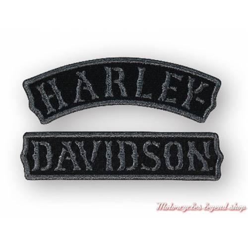 Patches Vintage Rockers Harley-Davidson, brodés, EM251752