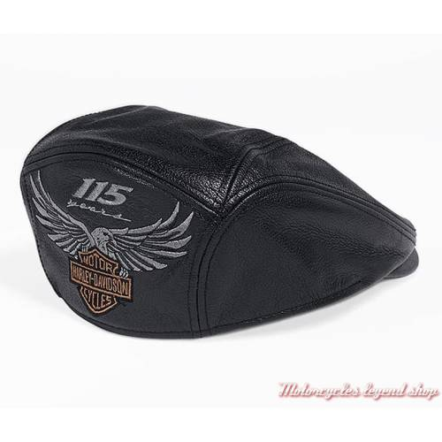 Casquette Ivy 115th Anniversary Harley-Davidson homme
