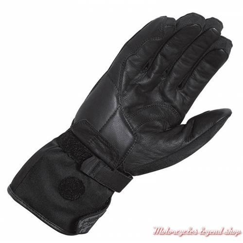 Gant tissu Satu Held, homme, Gore-Tex, noir, 2840