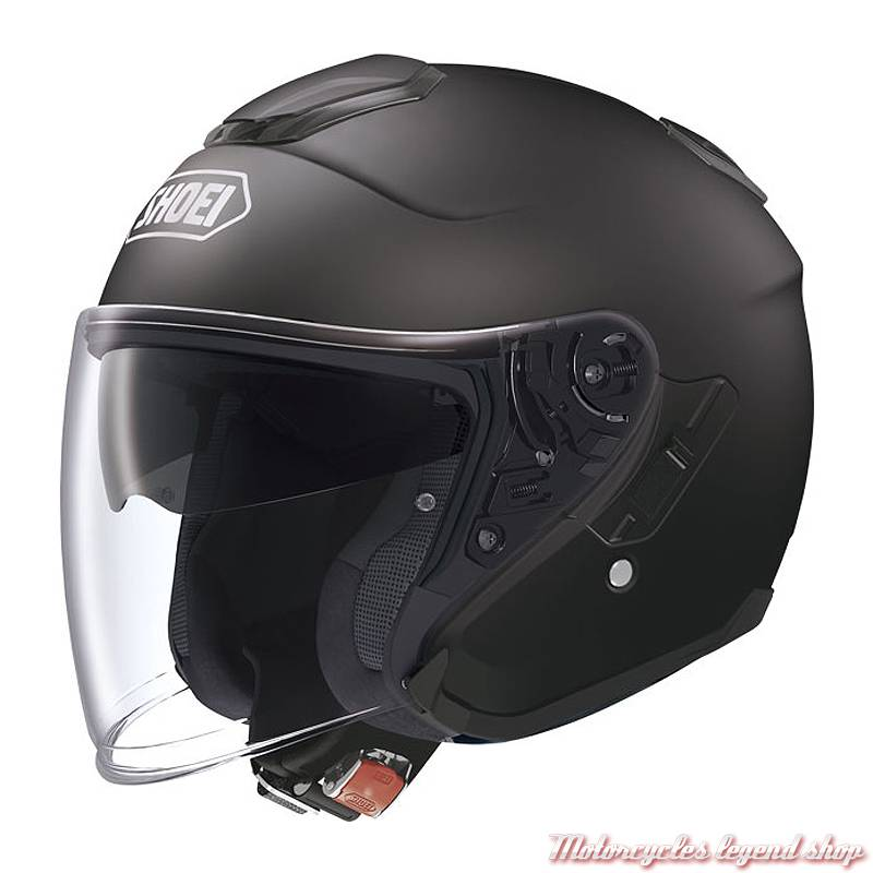 Casque J Cruise noir Mat Shoei