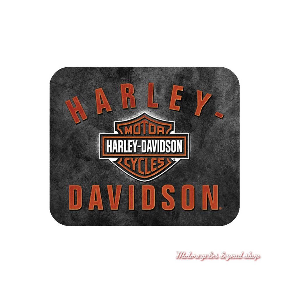 Tapis de souris Bar & Shield Rockers Harley-Davidson, neoprene, fin, MO28366