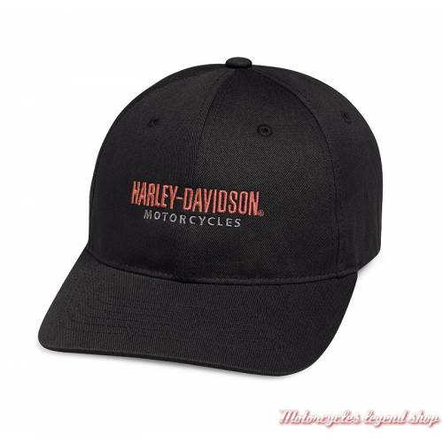 Casquette Traditional Harley-Davidson homme