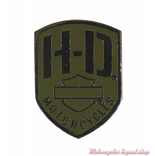 Pin's H-D Badge Harley-Davidson