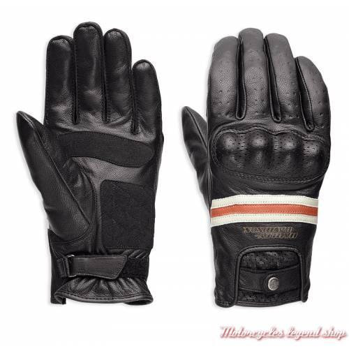 Gants cuir Reaver Harley-Davidson homme