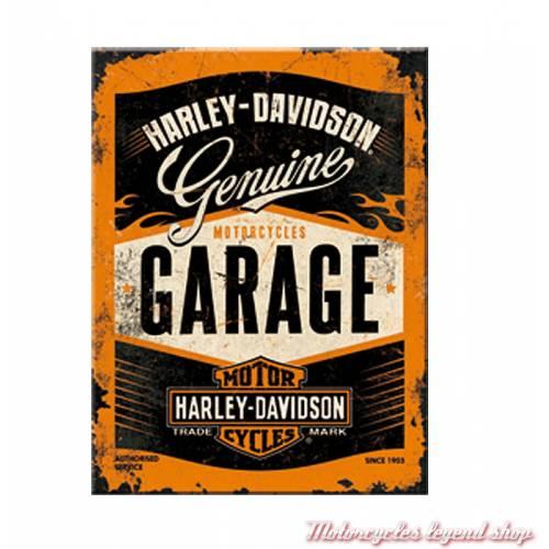 Magnet Garage Harley-Davidson
