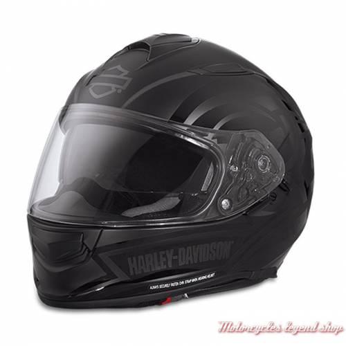 Casque intégral Frill Airfit Harley-Davidson, noir mat, 98193-18EX