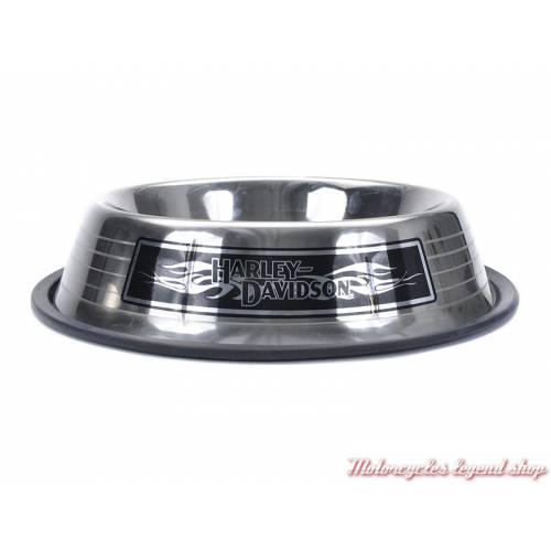 Petite gamelle acier inoxydable, 45 cl, Harley-Davidson H8516SSL16