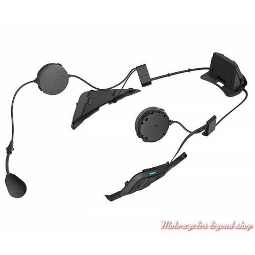 Système de communication Bluetooth SRL SENA pour casque Neotec II Shoei, pièces