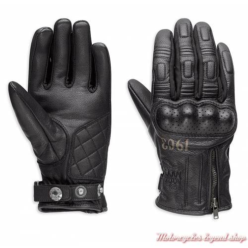 vente gants et mitaines de moto cuir textile homme et femme harley davidson motorclothes. Black Bedroom Furniture Sets. Home Design Ideas