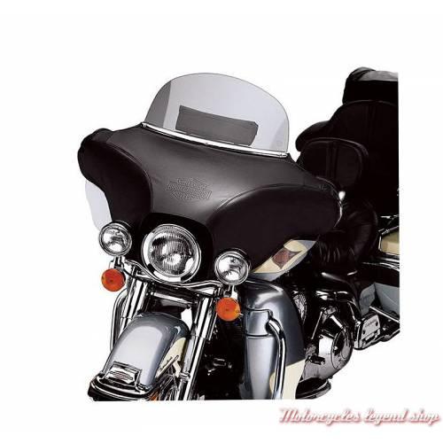 Araignée de carénage Harley-Davidson, vinyle noir, 57800-00