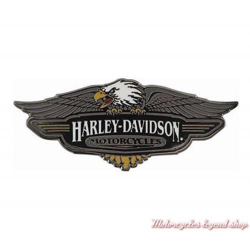 Pin's Vintage logo Harley-Davidson, Eagle, metal, P289064