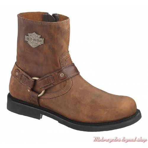 Boots Scout Harley-Davidson homme