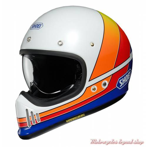Casque intégral EX-ZERO Equation tc2 Shoei
