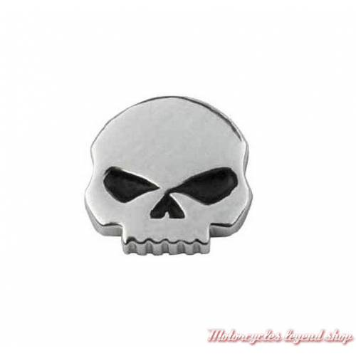 Boucle d'oreille Skull Harley-Davidson